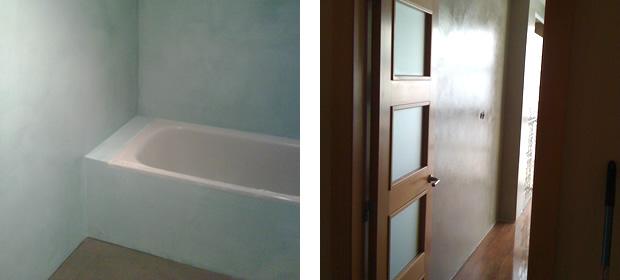 Microcemento lao deco - Aplicar microcemento sobre azulejos ...
